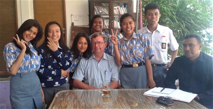 Kupang - School Class